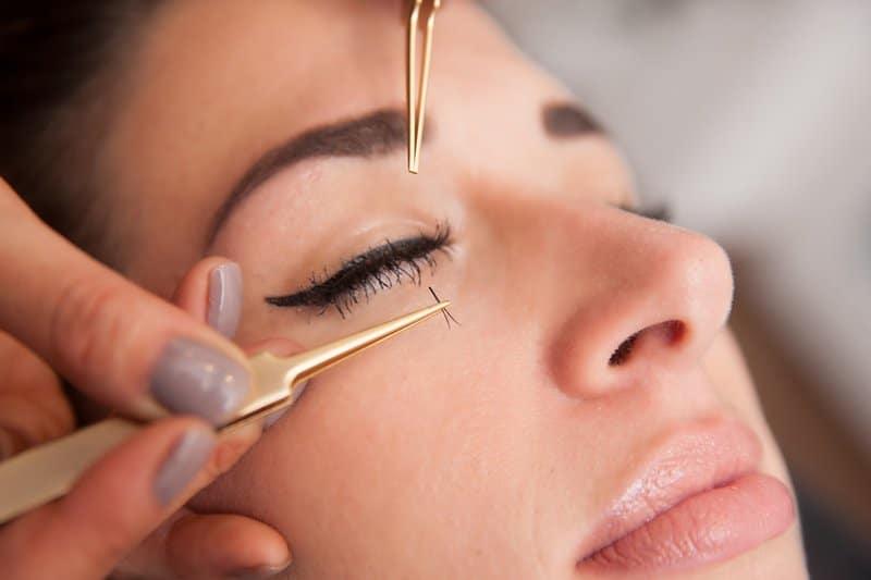 Eyelash Extensions - Vorschau